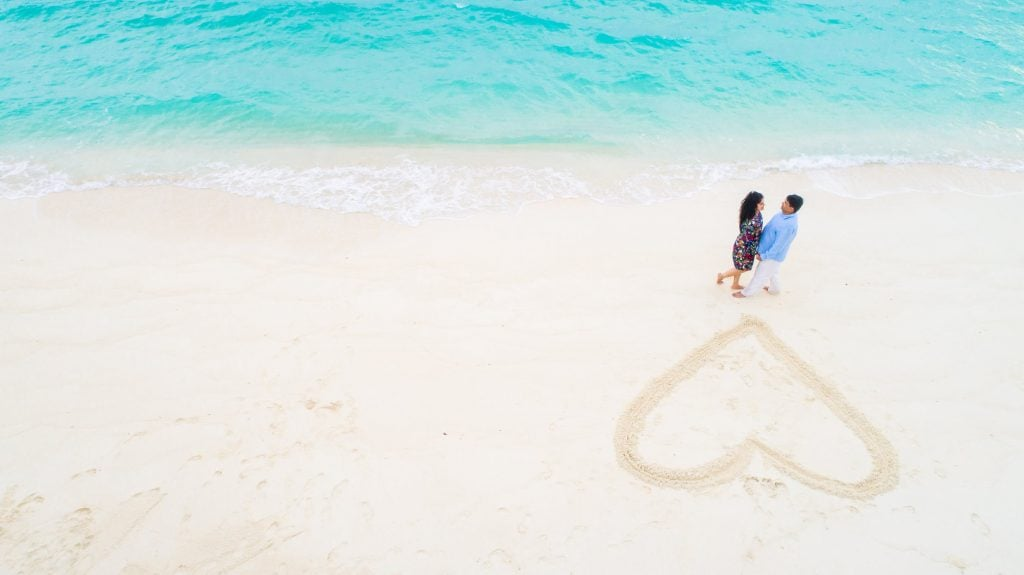 Wedding Elopement on Beach